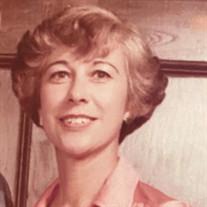 Peggy Joyce Ward