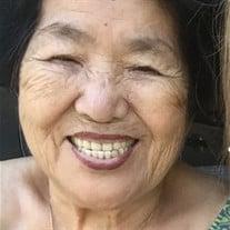 Mrs. Kayoko Sherwood