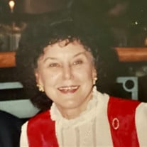 Martha Elizabeth Harris (nee. Eoff)
