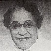 Missetta Braxton Roane