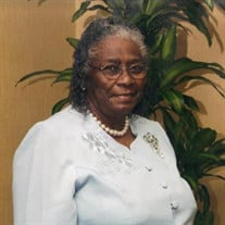 """Mrs. Mary Lee """"Cutie"""" Stokes"""