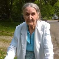 Mrs. Ethel V Shipley