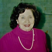 Beulah Bell Whaley Manning Gallant