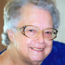 Mrs. Virginia Ruth Hilliard