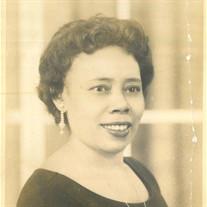 Saturnina Ramirez