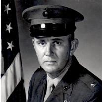 Col. Warren Daniel Kalas
