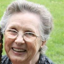 """Mrs. Elizabeth A. """"Betty"""" Murphy"""