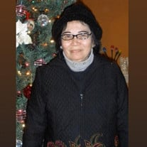 Rufina Samaniego Elias