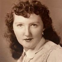 Mary Alene Imboden