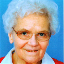 Sr Mary Jane Buhrman SSND
