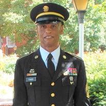 CSM (RET) Johnathan Allen Fisher, US Army