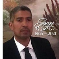 Mr. Jorge Soto