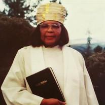 Rev. Dr. Bertha D. Johnson