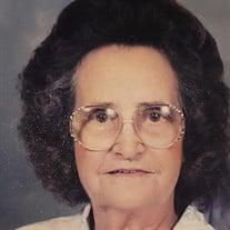 Mrs. Grace Elsie Burton Cantrell