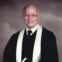 Rev. William Alton Parris