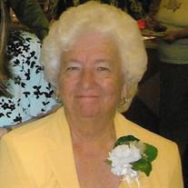 Mrs. Betty Jean Brown
