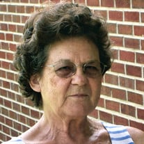 Mrs. Peggy Jo Spence