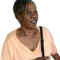 Faye Doris Daniels