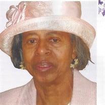 Mrs. Marva E. James Williams