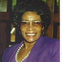 Mrs. Clara Thomas Gardner