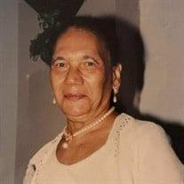 """Juanita """"Juana"""" Diaz-Zenquis"""