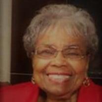 Yvonne Elizabeth Dowtin