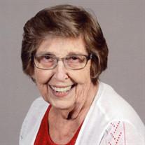 Mrs. Marie Lola Huckeba