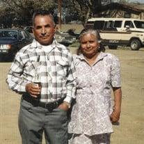 Pedro and Maria Lucinda Castillo