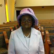 Mrs. Pearlie Mae Terry