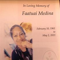 Faatuai Medina