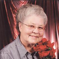 Shirley Ann Dillinger of Henderson
