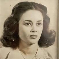 Mary Ann Jones Metcalf