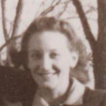 Margaret Matilda Silberg