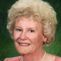 Betty Jane Vanderhider