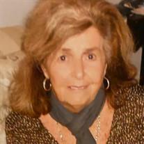 """Mary J. """"Tina"""" Bartlett"""