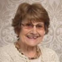 Doris Jean Wiegand
