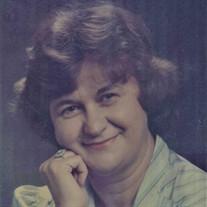 Martha Jane Mathis
