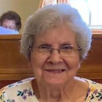 Janice Lou Curry (Tomblin)
