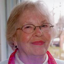 Margaret Annie Lewis Sparrow
