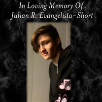 Julian Richard Evangelista - Short