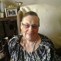 Mrs. Nancy Jane Waldron