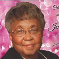 Mrs. Johnnye Pearl Barnes