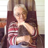 Marjorie Frances Stover