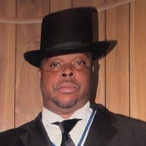Mr. Cecil Clayton Henderson
