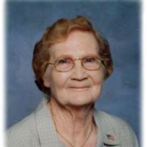 Dorothy Mae Burns Henson, Florence, AL