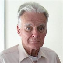 """William """"Bill"""" E. Anderson"""