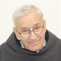 Brother Paschal (born Myrle John Metzger) Metzger OFM Conv.
