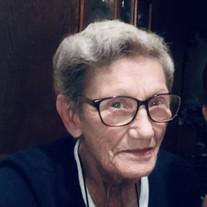 Mrs. Mary Carolyn Bennett Lawson
