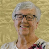 Dorothy Ritchie Fulbright
