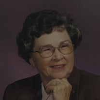 Mrs. Mary Lee Vaughn